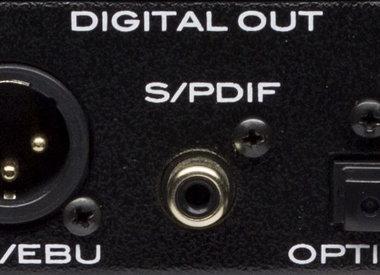 SPDIF / AES-EBU