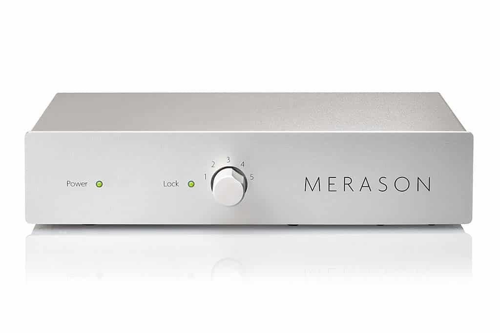 Binnenkort verwacht - Merason DAC1 en Frérot
