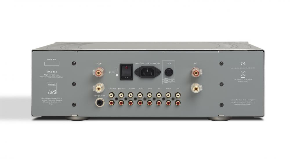 ATC ATC Stereo Integrated Amplifier MK2