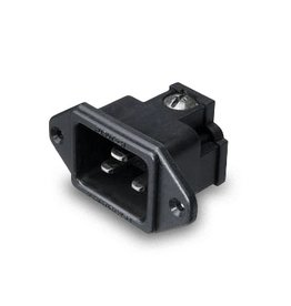 Furutech FI-033(Rhodium) C20 IEC Inlet