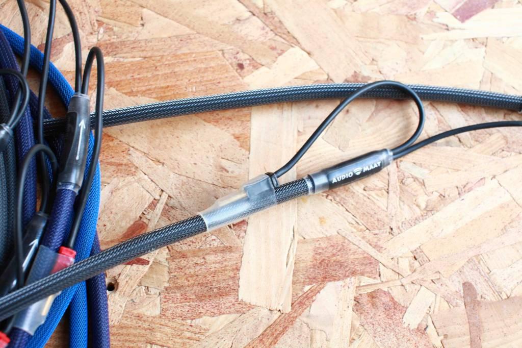 M-WAY M-WAY 2DW ReF 5.0 luidsprekerkabel