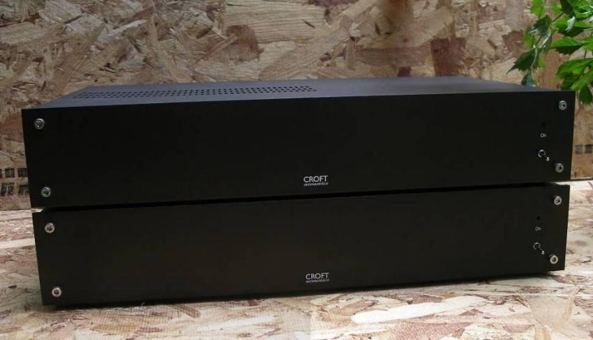 Croft Acoustics Croft Acoustics  RIAA RS
