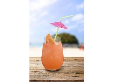 Cocktail met Barefoot Crisp White