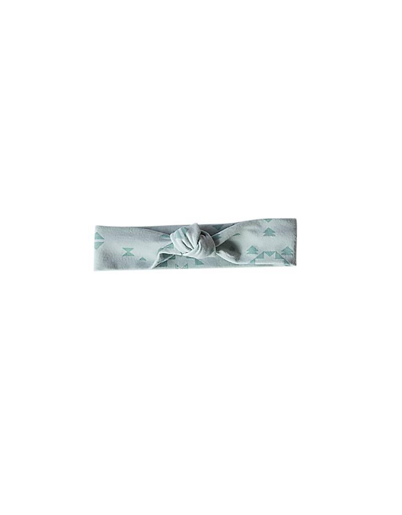 Haarband knoop met aztec print