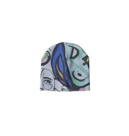 Muts - Newborn beanie - Picasso Cubismo