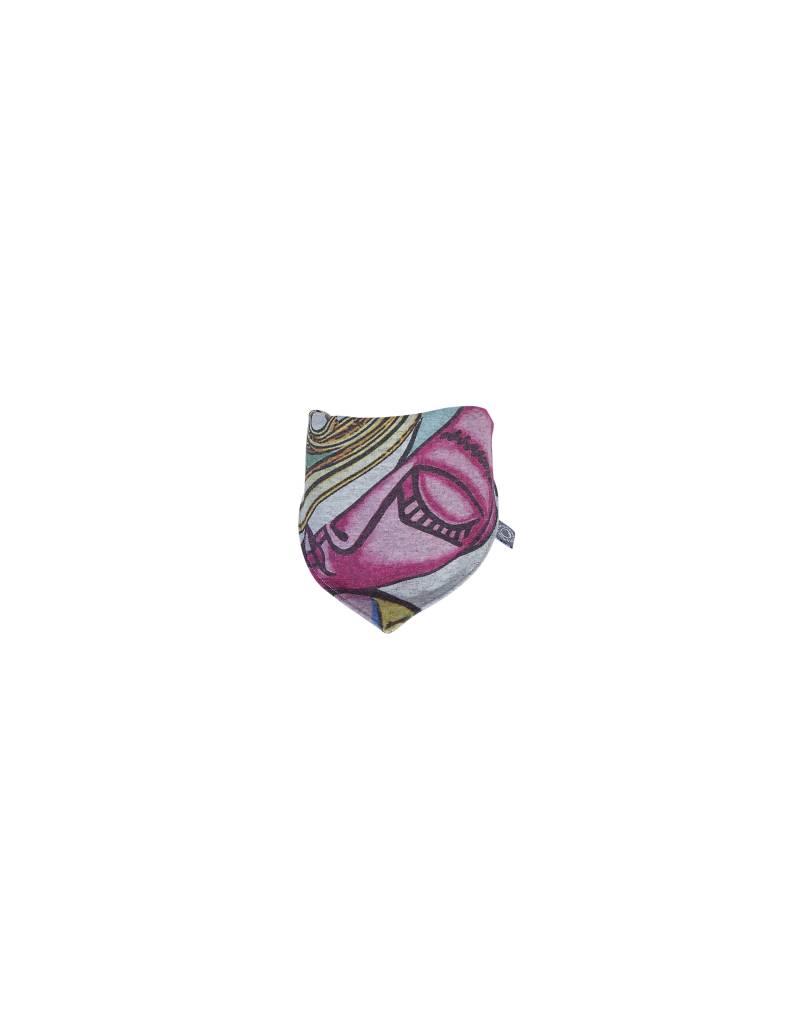 tinymoon Picasso Cubismo / slab bandana sjaal