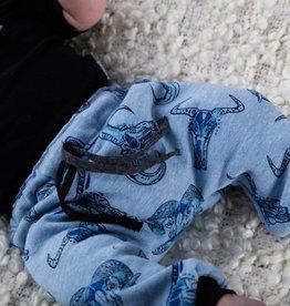 Broek - Harem - Blauw - Tiny Torro