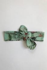 Haarband om zelf te strikken met oosterse print