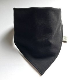 Sjaal - Slab bandana - Zwart - Basic Black