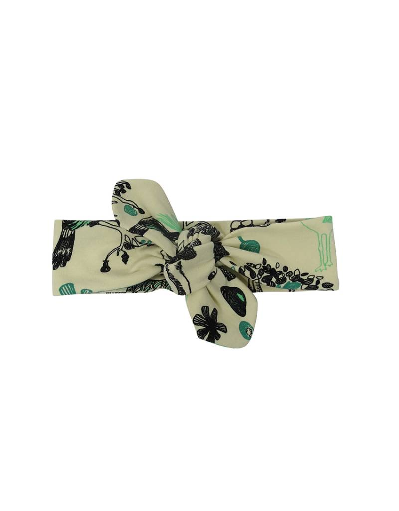 Haarband strik met print
