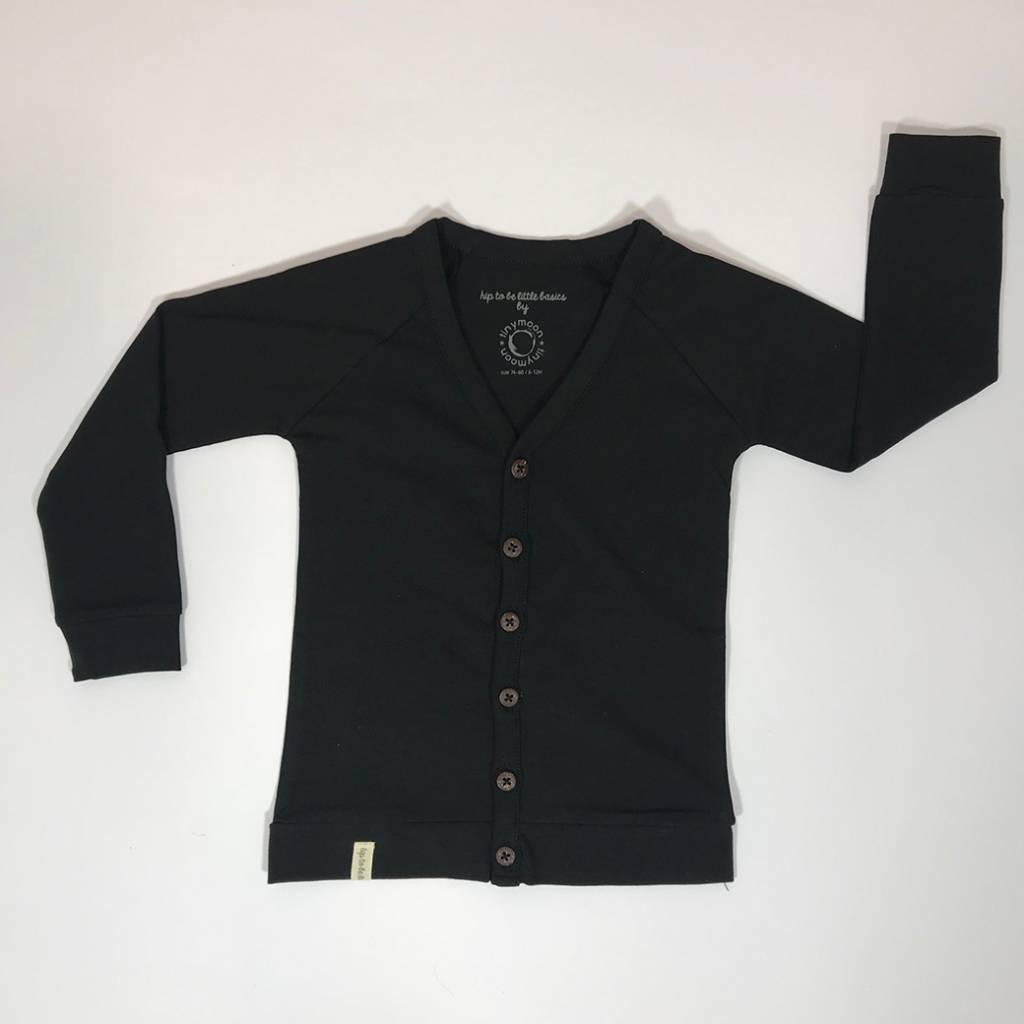 tinymoon  Basic Black / Cardigan
