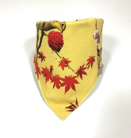 Bamboo Breeze yellow / slab bandana sjaal