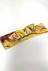 tinymoon Bamboo Breeze yellow / haarband strik