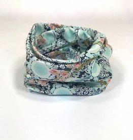 Sjaal - Colsjaal - Mint - Bird Lace