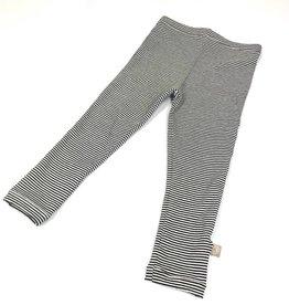 Broek - Legging - Zwart - Fine Stripe