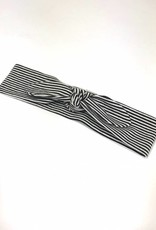 Haarband strik Fine Stripe
