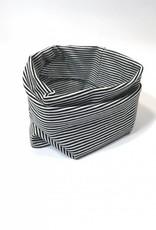 tinymoon Fine Stripe black  / colsjaal