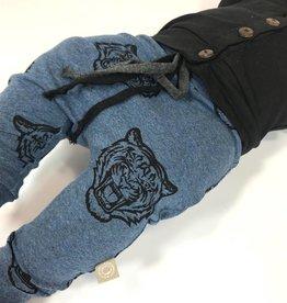 Broek - Drop crotch - Blauw - Roaring Rebel