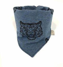 Roaring Rebel jeans / slab bandana sjaal