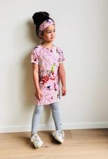 tinymoon Bamboo Breeze pink / Tee dress