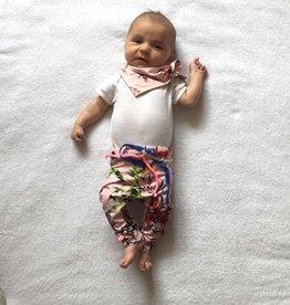 Bamboo Breeze pink / slab bandana sjaal
