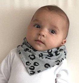 Leopard Lines / slab bandana sjaal