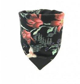 Sjaal - Slab bandana - Zwart - Kukui Nani