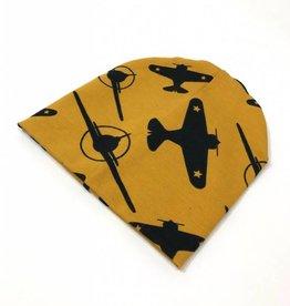 Hawker Hurricane / newborn beanie / mutsje