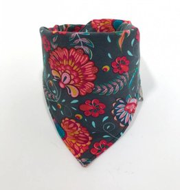 Sjaal - Slab bandana - Grijs - Mala Shakti