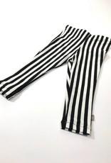 tinymoon Stripe black-white / legging