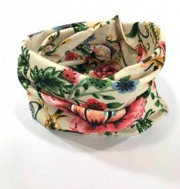 Sjaal - Colsjaal - Crème - Fleur Fleurie