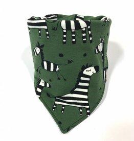 Sjaal - Slab bandana - Legergroen - Chapman Morris