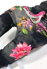 Baggy broekje met prachtige bloemen