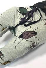 Warm baggy broekje met grote insecten...