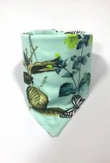 Hua Chang mint / slab bandana sjaal