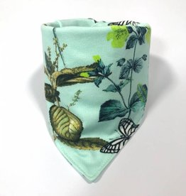 Hua Chang mint / slab bandana sjaal