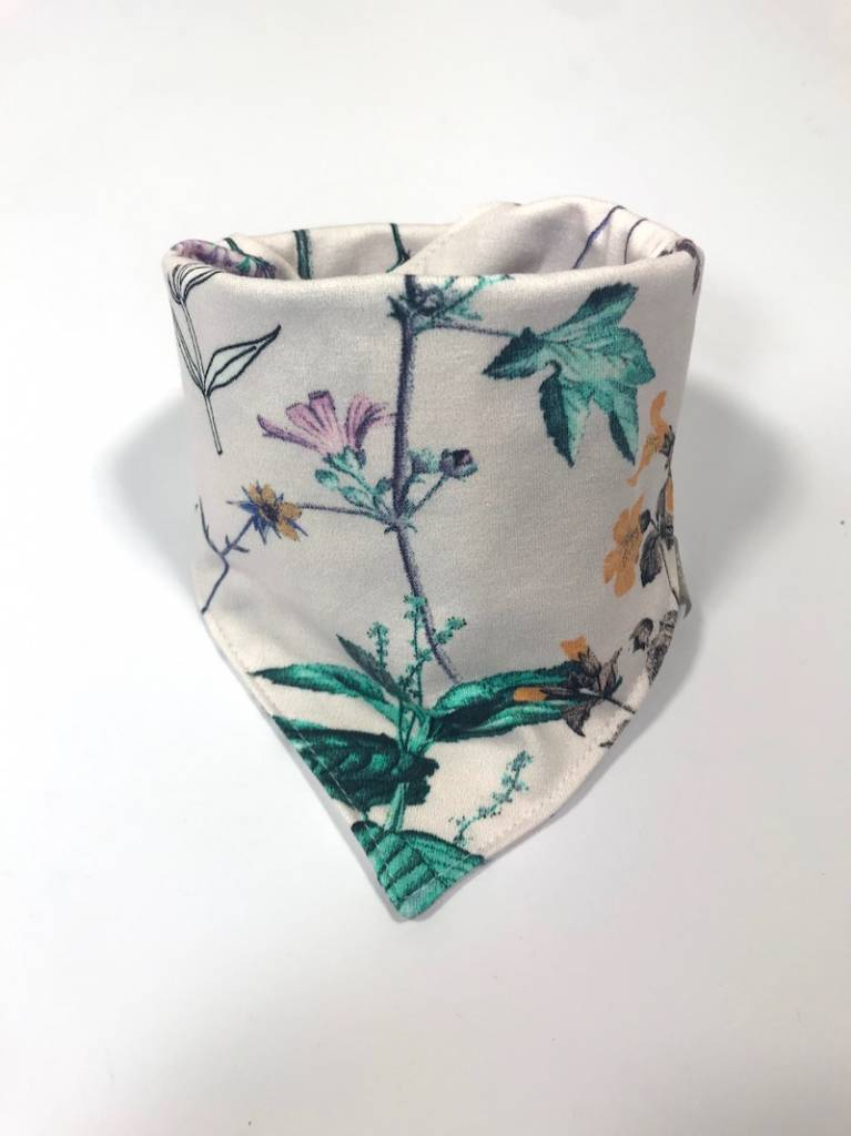 Hua Chang pink / slab bandana sjaal