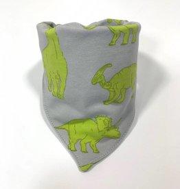 Sjaal - Slab bandana sjaal - Grijs - Paulo Dino