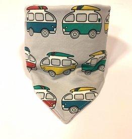 Sjaal - Slab bandana - Grijs - T-One