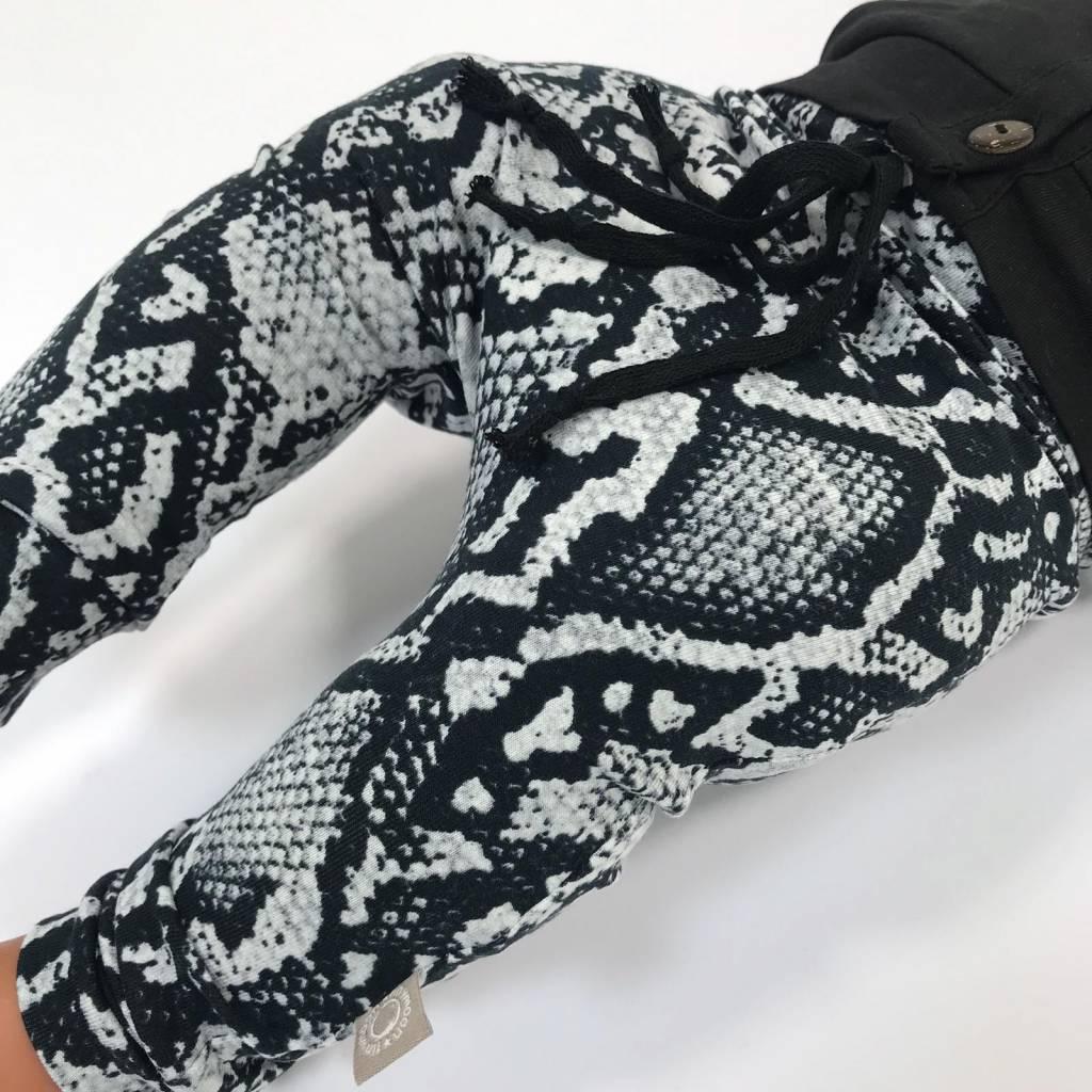 Ai Shé grey / drop crotch