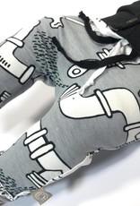 Drip Drop grey/ drop crotch