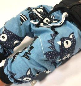 Broek - Harem - Blauw - Belfry Bats