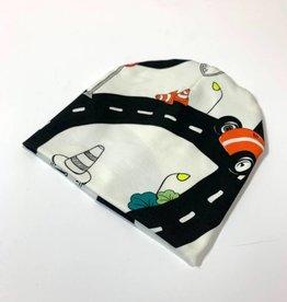 Mille Miglia / newborn beanie / mutsje
