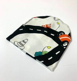 Muts - Newborn beanie - Mille Miglia