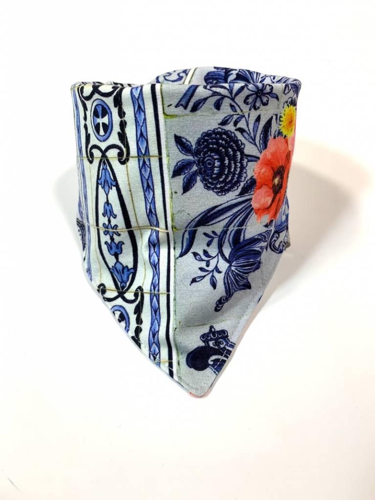 Slab bandana sjaal met Hollands motief