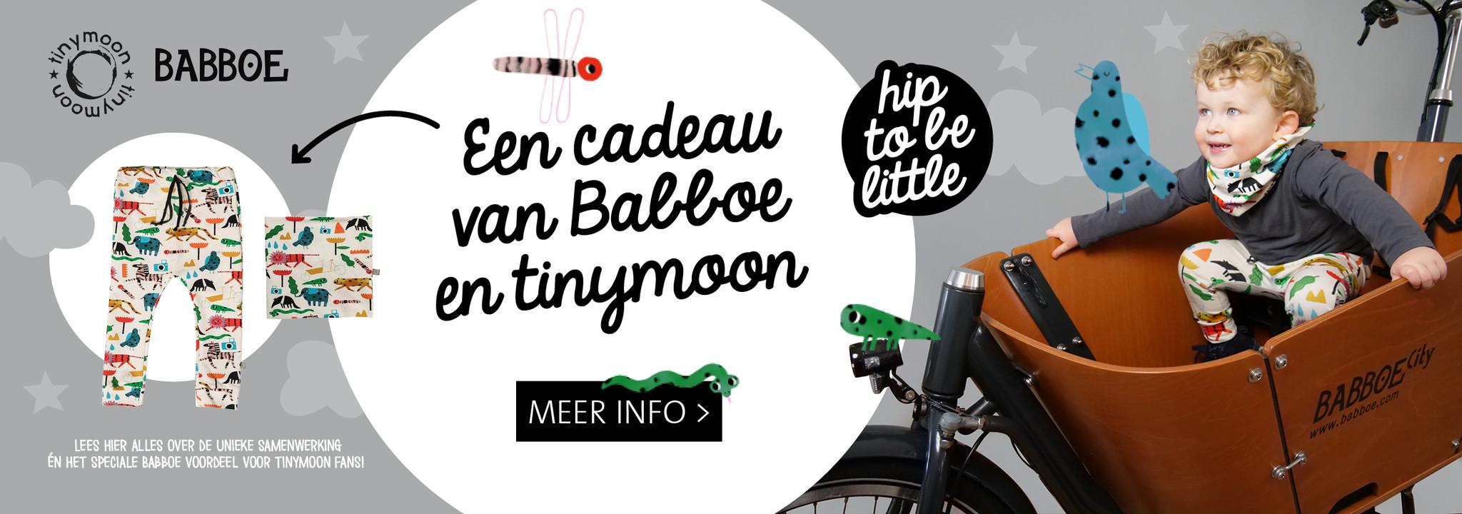 Actiemaand Babboe & tinymoon