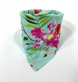 Shinrin Yoku mint / slab bandana sjaal