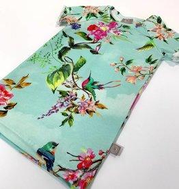 Shinrin Yoku mint / Tee dress