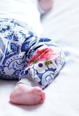 Baggy broekje met Delfts Blauw motief