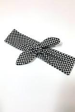 Checkers Mini / haarband strik